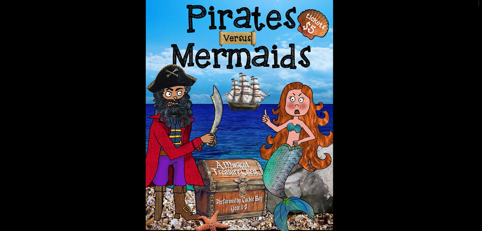 COCKLE BAY SCHOOL - PIRATES VS MERMAIDS SCHOOL PLAY