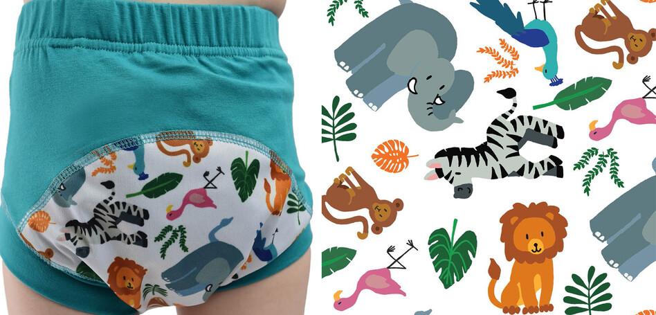 WEE PANTS - FABRIC DESIGN